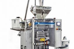 Maquina multi-pistas de stickpack de media produtividade